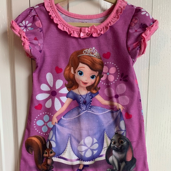 Disney| Sofia the First Nightgown